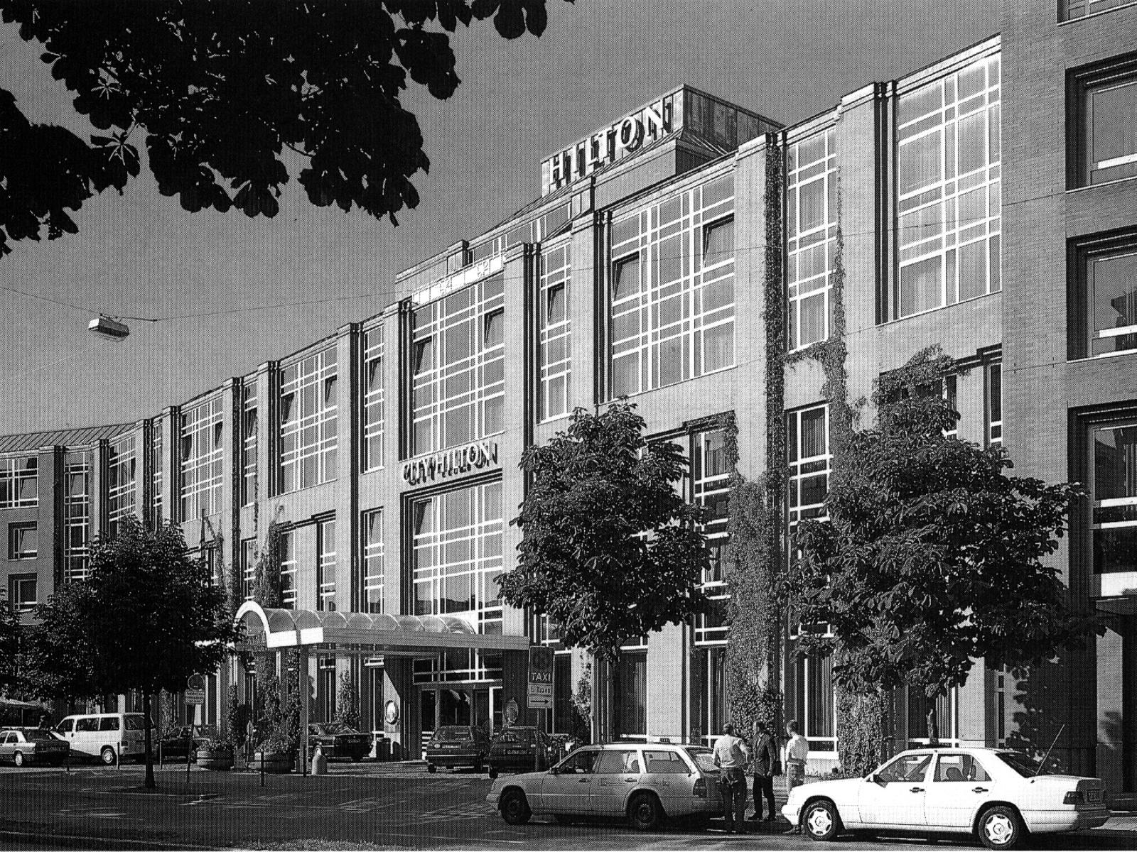 Hotel Munchen Hilton City