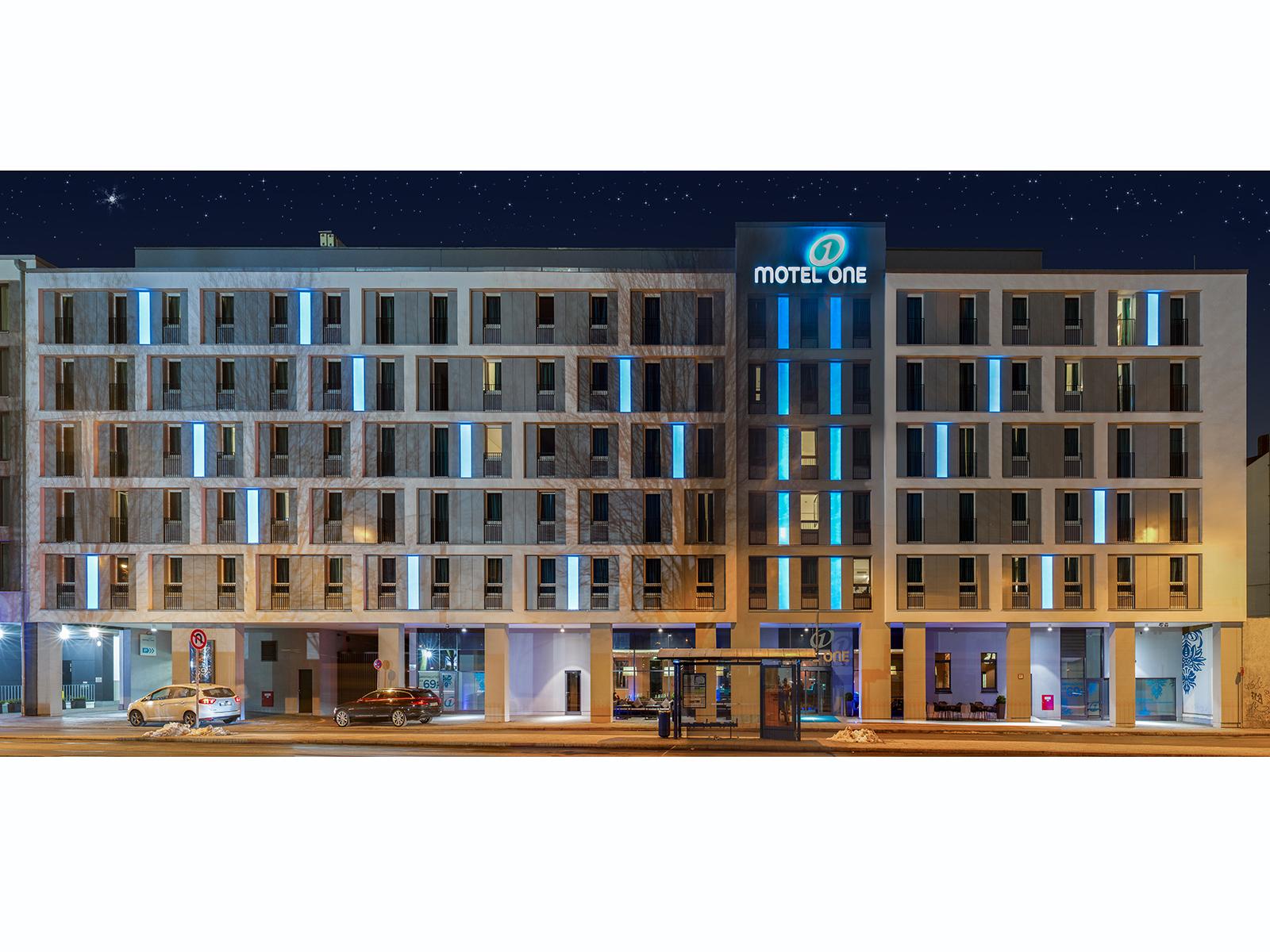 Munchen Das Hotel